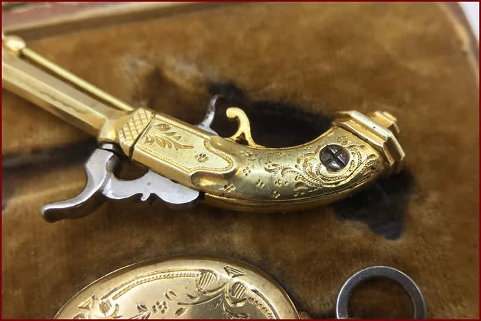 Buying Miniature Firearms, Guns & Pistols